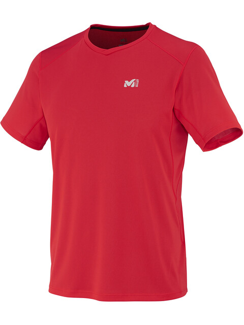 Millet Alpine TS Kortærmet T-shirt Herrer rød